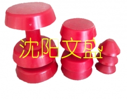 Integral casting type pipe cleaner