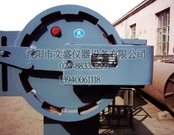 "Wheel type quick opening blind plate Fast opening blind is for cleaning, pipeline dredge, quick opening device for fixed container inspection, cleaning and set in the mouth. For pressure pipeline and pressure vessel, the circular opening, and can achieve a mechanical device to open or close rapidly, generally by the cylinder head cover, flange, hook or ring hoop, sealing ring, safety interlock mechanism, switching mechanism, a rotating arm and a short (when necessary) and other components We provide customers with high-quality fast opening blind plate, which is made of high quality raw materials. These quick opening blind plate can be customized according to the requirements of our customers. These quick opening blind plate has good durability and quality. We are quick to open the blind plate in the same industry can achieve the preferential price. ""Fast switching blind plate technology specification"" SY/T 0556 ""Fixed pressure vessel safety technology supervision code"" R0004 TSG ""Pressure vessel"" GB150.1~4 Pressure vessel welding procedure NB/T47015 ""Use"" of carbon steel and low alloy steel forgings for pressure equipment NB/T4708 Low alloy steel forgings for low temperature pressure equipment NB/T4709 Stainless steel and heat resistant steel forgings for pressure equipment NB/T 47010 Mechanical property test of welded specimens of pressure equipment products NB/T47016 ""Non destructive testing of pressure equipment"" NB/T47013 ""Hot rolled round and square steel dimensions, shape, weight and tolerances"" GB/T 702"